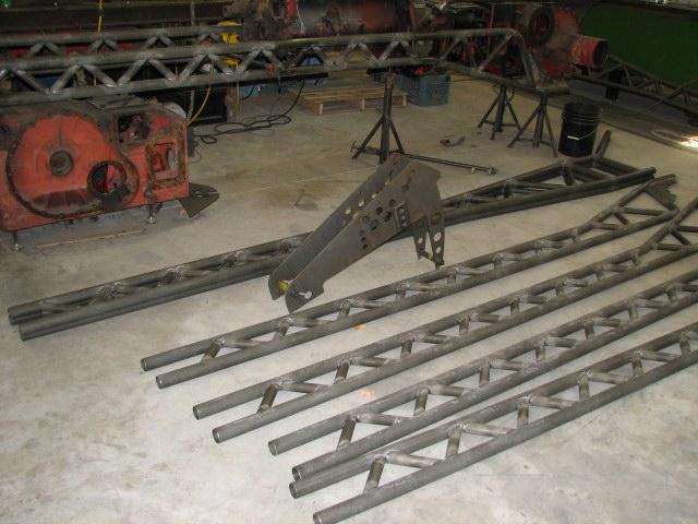 ag frame rails
